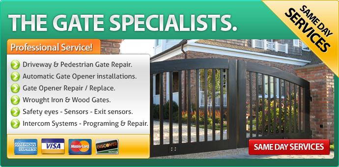 Gate Repair Torrance CA